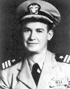 CDR David Connole, USN