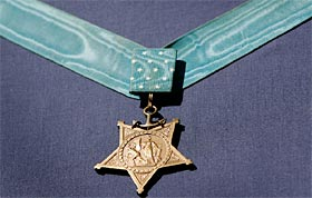 LCDR Jackson's Medal of Honor