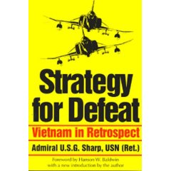 Strategy for Defeat Book Cover